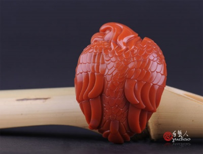 南红玛瑙常见的三种雕刻方法
