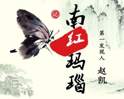 【纪实】南红玛瑙第一发现人:赵凯(上)