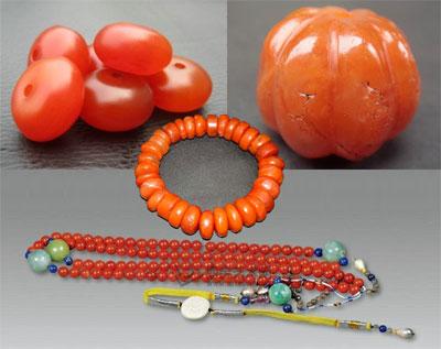 南红玛瑙珠子类型有哪些?