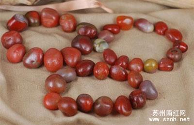 99%的人不知道南红籽料竟然这么美!