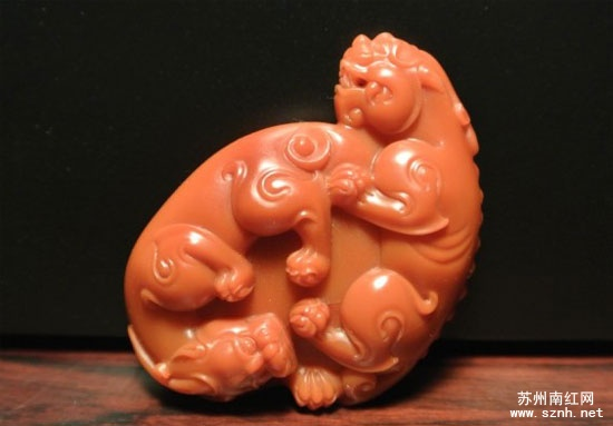 艺术珍宝- 南红雕刻    7 - h_x_y_123456 - 何晓昱的艺术博客
