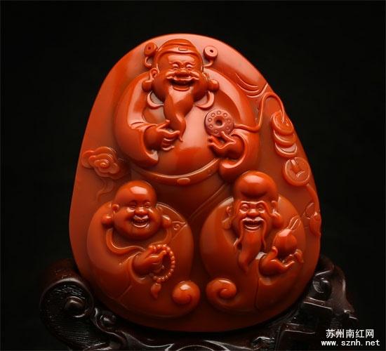 艺术珍宝- 南红雕刻    6 - h_x_y_123456 - 何晓昱的艺术博客