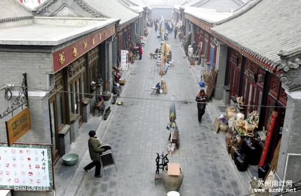北京南红玛瑙交易市场在哪里?