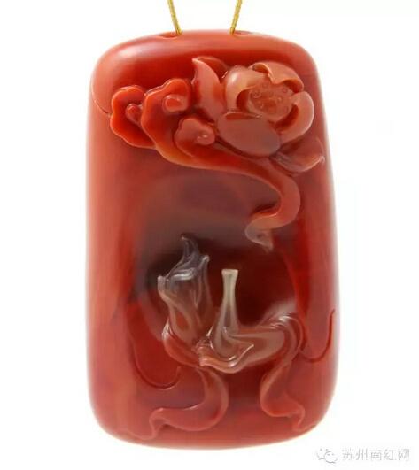"""名家风采  《三圣》2014中国玉石雕刻""""陆子冈""""杯金奖 《观音佛对牌》"""