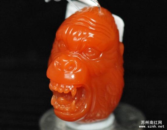 南红玛瑙雕刻流派之苏工