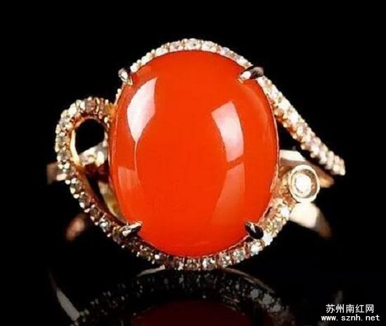 佩戴南红玛瑙戒指竟有如此多好处!