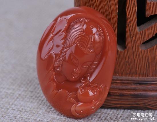 哪种南红玛瑙挂件最值得收藏?