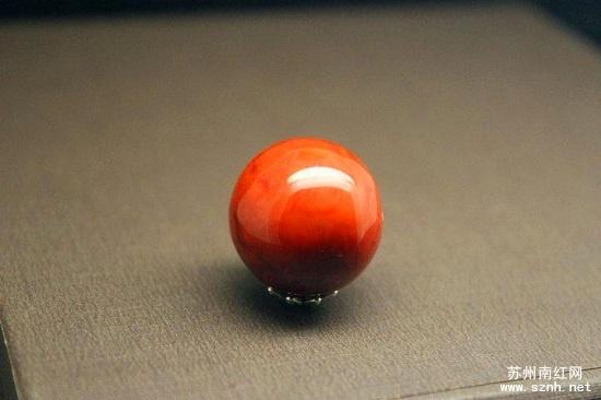 什么样的南红玛瑙珠子最受欢迎?