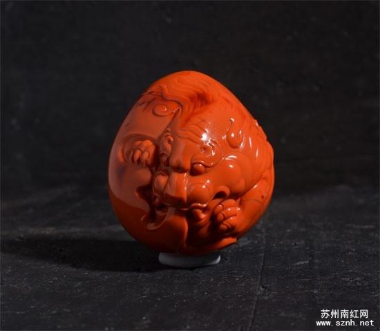 兽类南红雕件题材及寓意梳理(二)