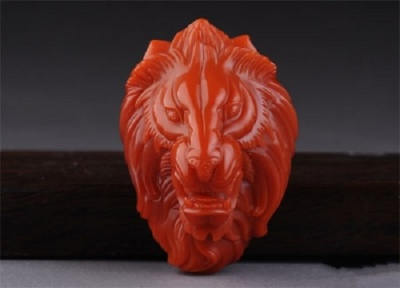 只有这三类人适合戴南红狮子?与寓意有关?